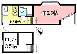 つつじヶ丘駅 4.0万円