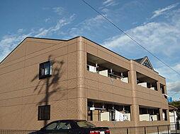 愛知県豊田市豊栄町4丁目の賃貸アパートの外観