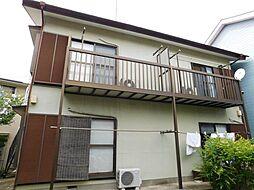 北鎌倉グリーンハイツB[206号室]の外観