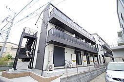 JR南武線 久地駅 徒歩9分の賃貸アパート