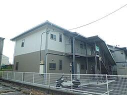 埼玉県川口市上青木西5-の賃貸アパートの外観