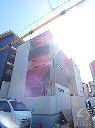 阪急千里線 豊津駅 徒歩6分の賃貸アパート