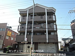 レスポワール太田[4階]の外観