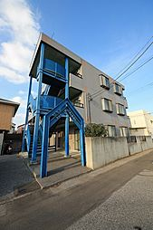 千葉県船橋市金杉7丁目の賃貸マンションの外観