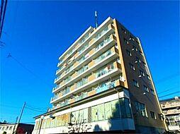 東京都多摩市連光寺3丁目の賃貸マンションの外観