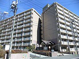 ビレッジハウス京ケ峰タワー[9階]の外観