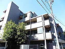 東京都東村山市久米川町1丁目の賃貸マンションの外観