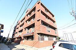 第3関東マンション[4階]の外観