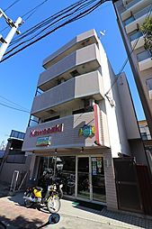大阪府大阪市城東区新喜多東1丁目の賃貸マンションの外観