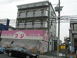 シャルマンm卓暁[3階]の外観