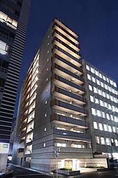 東京都中央区築地2丁目の賃貸マンションの外観