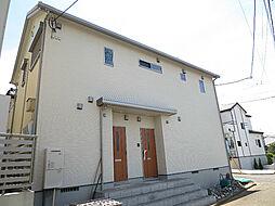 神奈川県横浜市戸塚区汲沢7の賃貸アパートの外観