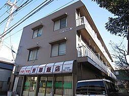 神奈川県横浜市旭区金が谷1丁目の賃貸マンションの外観