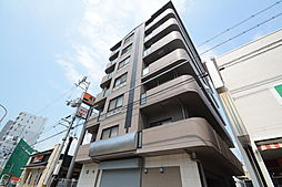 大阪府堺市北区北花田町3丁の賃貸マンションの外観
