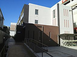 神奈川県横浜市港北区高田西1丁目の賃貸マンションの外観