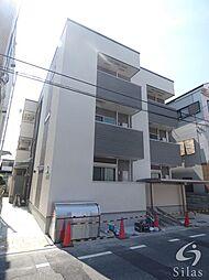 近鉄南大阪線 北田辺駅 徒歩5分の賃貸アパート