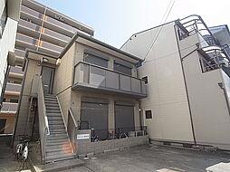 兵庫県神戸市長田区大橋町1丁目の賃貸アパートの外観