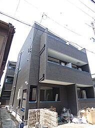 阪神なんば線 福駅 徒歩9分の賃貸アパート