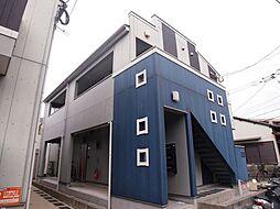クレフラスト香椎駅東IIC棟[101号室]の外観
