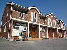 滋賀県長浜市南田附町の賃貸アパートの外観