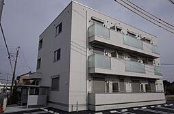 愛知県岡崎市下青野町字本郷の賃貸アパートの外観