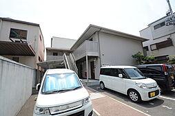 大阪府堺市堺区宿屋町西2丁の賃貸アパートの外観