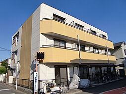 埼玉県所沢市弥生町の賃貸マンションの外観