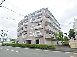 神奈川県相模原市中央区東淵野辺2丁目の賃貸マンションの外観