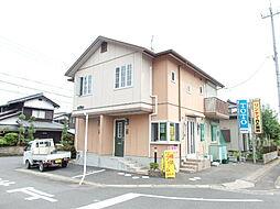 滋賀県高島市今津町松陽台1丁目の賃貸アパートの外観