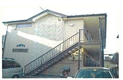 コーポたんぽぽ[1階]の外観