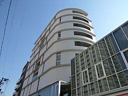 大阪府大阪市天王寺区細工谷1丁目の賃貸マンションの外観