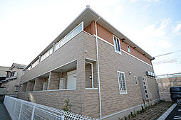 大阪府和泉市太町の賃貸アパートの外観