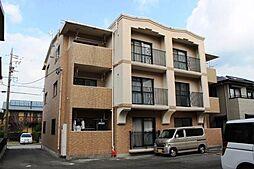 愛知県豊橋市西岩田2丁目の賃貸マンションの外観