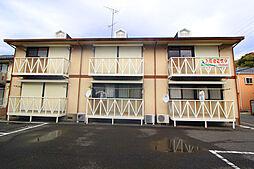 千葉県市川市曽谷5丁目の賃貸アパートの外観