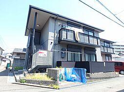 大阪府豊中市原田元町3丁目の賃貸アパートの外観