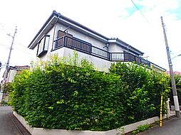 [一戸建] 東京都日野市万願寺6丁目 の賃貸【/】の外観