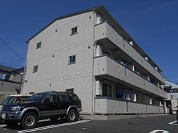 埼玉県三郷市早稲田5丁目の賃貸アパートの外観