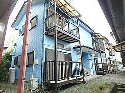 栃木県宇都宮市峰1の賃貸アパートの外観