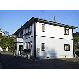 神奈川県横浜市栄区田谷町の賃貸アパートの外観