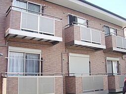 静岡県静岡市駿河区馬渕3丁目の賃貸アパートの外観