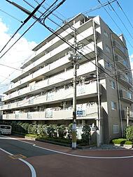 大阪府大阪市住吉区長居東4丁目の賃貸マンションの外観