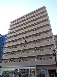 ドミール川崎2番館[404号室]の外観