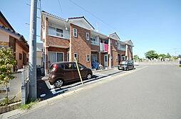 東武東上線 東松山駅 バス10分 丸貫下車 徒歩5分の賃貸テラスハウス