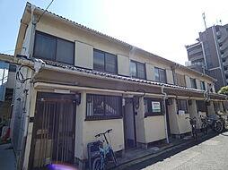 花畑ハウス[1階]の外観