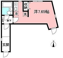 フローラ[2階]の間取り