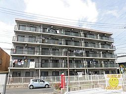 ニューピュア一之江[2階]の外観