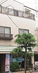 千葉県市川市真間2丁目の賃貸アパートの外観