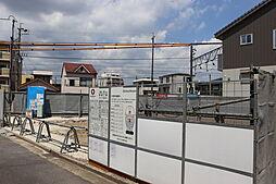 名鉄名古屋本線 東岡崎駅 徒歩5分の賃貸アパート