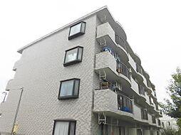 神奈川県大和市上草柳1丁目の賃貸マンションの外観