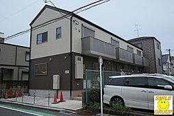 [テラスハウス] 千葉県船橋市本中山3丁目 の賃貸【/】の外観